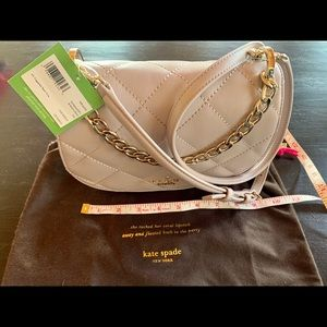 New Kate Spade Emerson Place leather crossbody.